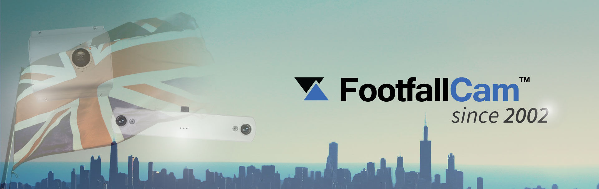 FootfallCam - History, people counting, people counter, footfall counter