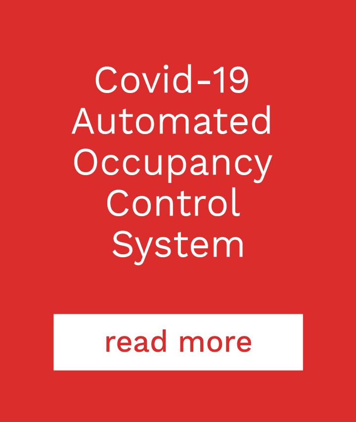 FootfallCam Covid-19自动占用控制系统