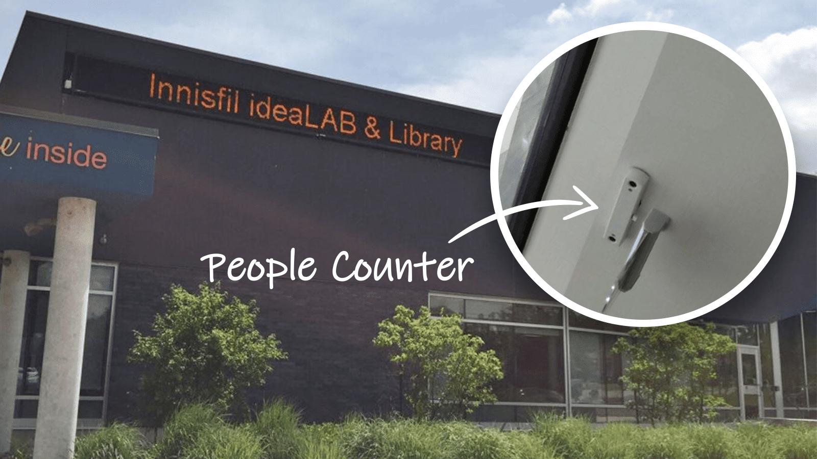 Пример использования # 4 Публичная библиотека Иннисфил