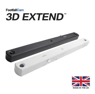 FootfallCam 3D エクステンド