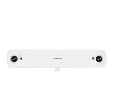 FootfallCam 3D MAX - Vista frontal