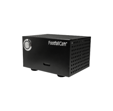 FootfallCam Centroid - Side View