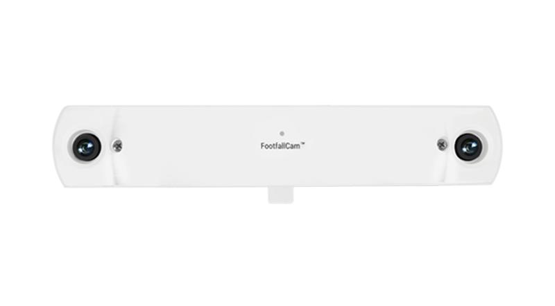 FootfallCam 3D Max