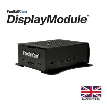 Mini computador FootfallCam
