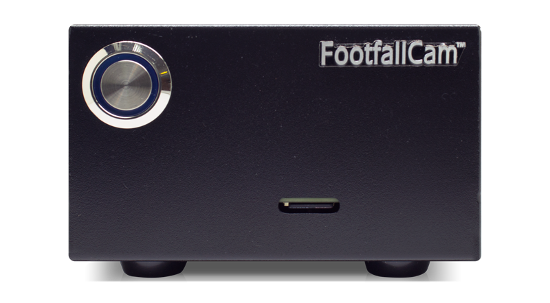 FootfallCamセントロイド