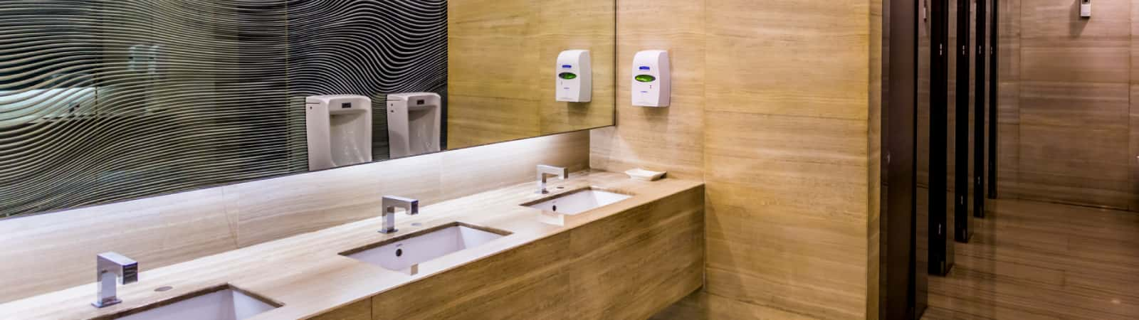 Smart Workplace Washrooms