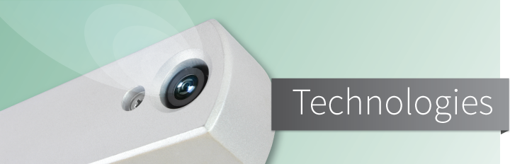 3D Stereoscopic Technology Früher personenzählung, personenzähler, Fußschalter