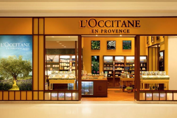 Loccitane, people counting, people counter, footfall counter
