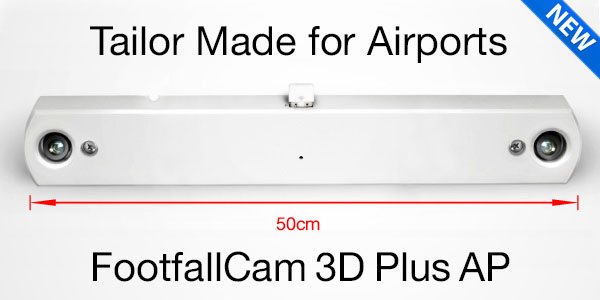 FootfallCam 3D Plus AP