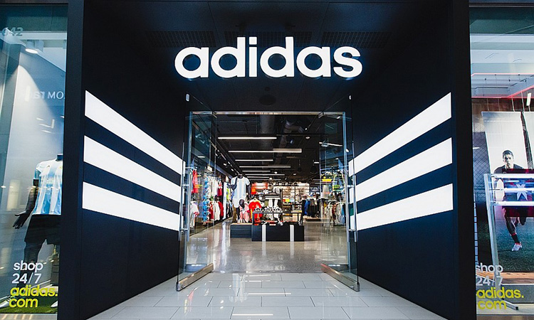 Adidas, people counting, people counter, footfall counter