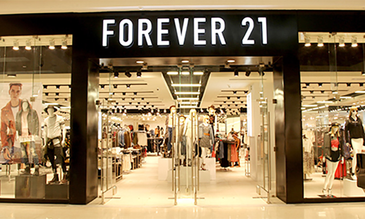 Forever 21, people counting, people counter, footfall counter
