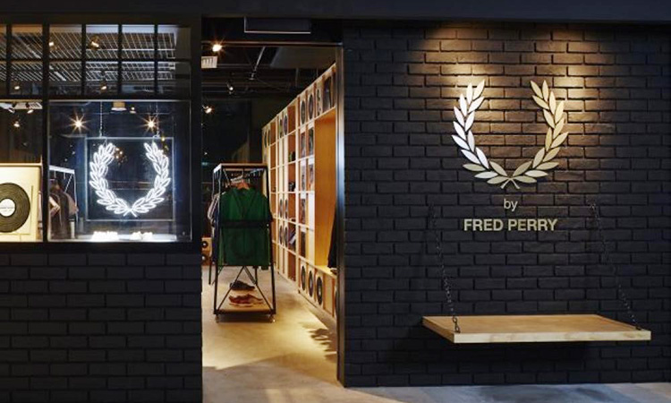 Fred Perry, people counting, people counter, footfall counter