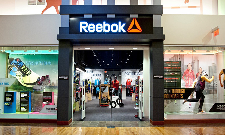 Reebok, people counting, people counter, footfall counter