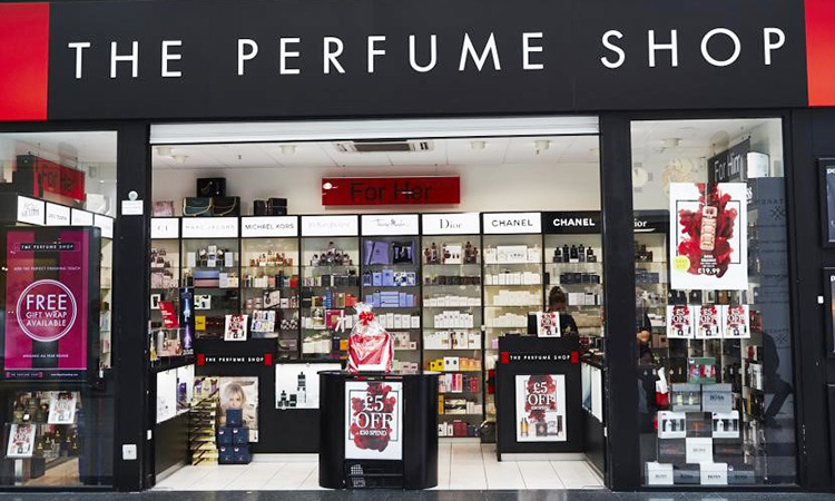 The Perfume Shop, people counting, people counter, footfall counter