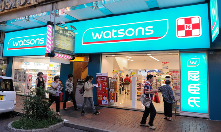 Watsons, people counting, people counter, footfall counter
