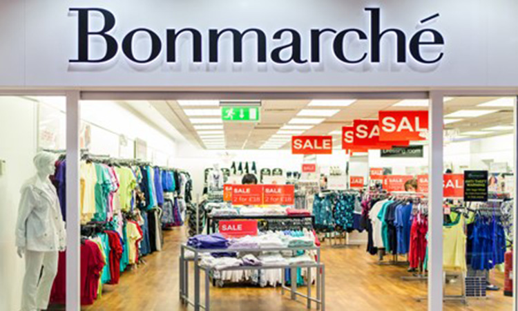 Bonmarche people counting, people countercontador de pasos