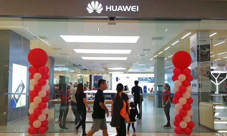 Huawei, people counting, people counter, footfall counter