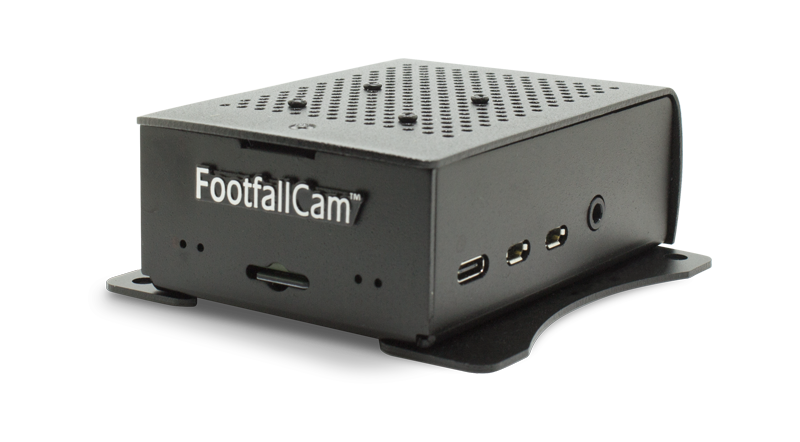 Mini ordinateur FootfallCam
